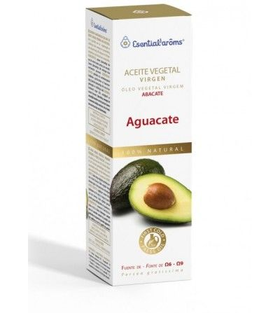 Aceite Vegetal - AGUACATE